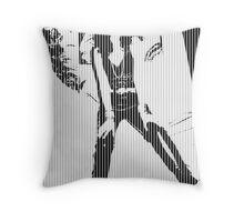 R-E-K-H-A ROCK STAR Throw Pillow