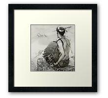 prophet (3) Framed Print