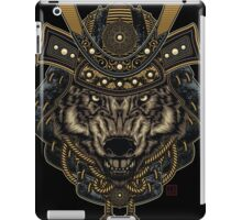 wild samurai chapter one iPad Case/Skin