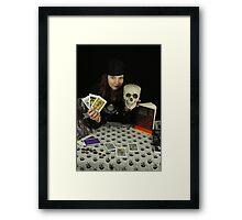 Fortune Teller #2 Framed Print