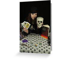 Fortune Teller #2 Greeting Card