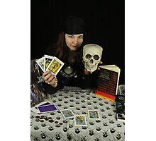 Fortune Teller #2 Photographic Print