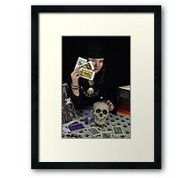 Fortune Teller #3 Framed Print
