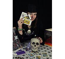 Fortune Teller #3 Photographic Print