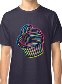 CMYK Cupcake Classic T-Shirt