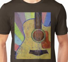 Sunrise Guitar Unisex T-Shirt