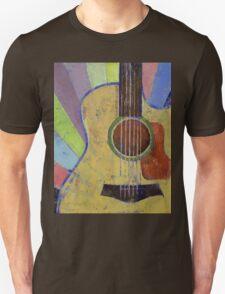 Sunrise Guitar T-Shirt