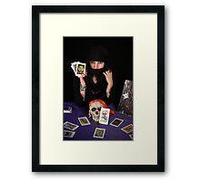 Fortune Teller #6 Framed Print