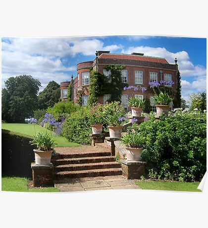 Hinton Ampner Poster