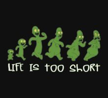 Life is too Short  by BuckRogers