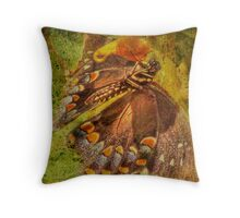 Hey...have you heard? (for zpawpaw) Throw Pillow