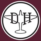 de Havilland Aircraft Company Logo by warbirdwear