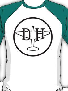 de Havilland Aircraft Company Logo T-Shirt