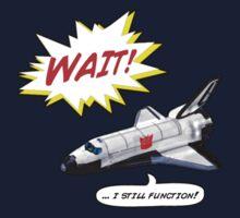 Transformers Shuttle Kids Tee