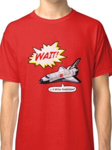 Transformers Shuttle Classic T-Shirt