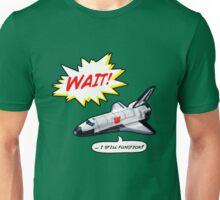 Transformers Shuttle Unisex T-Shirt
