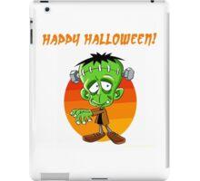 Frankenstein Halloween iPad Case/Skin