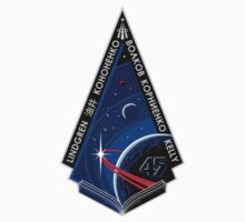 Expedition 45 Mission Patch Kids Tee