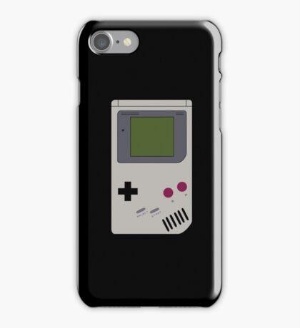 GAME BOY iPhone Case/Skin