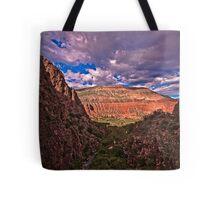 Rio Guadalupe Canyon Tote Bag