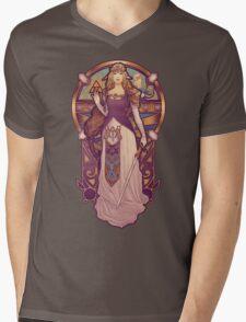 Hylian Nouveau Mens V-Neck T-Shirt