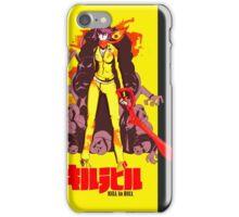 Kill la Bill iPhone Case/Skin