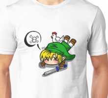 Dead Link (big version) Unisex T-Shirt