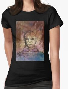 Abstract Stannis Baratheon  Womens Fitted T-Shirt