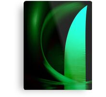 Inside Levity III - shapes and colours Metal Print