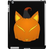 Pumpkin Spice Fox iPad Case/Skin