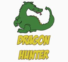 Dragon Hunter Tee Shirt Kids Clothes
