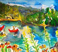 The Adirondack's Explored by Diane  Kramer