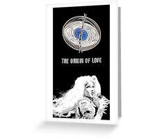 JCM Origin of Love Greeting Card
