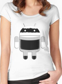 Priss DROID Women's Fitted Scoop T-Shirt