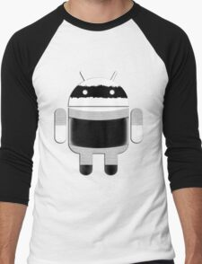 Priss DROID Men's Baseball ¾ T-Shirt