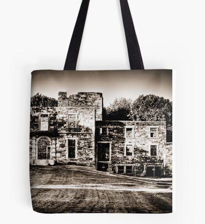 Historic Mansion Tote Bag