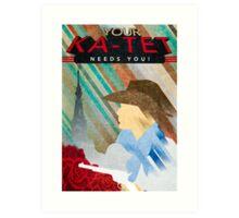 Your Ka-tet needs you! Art Print