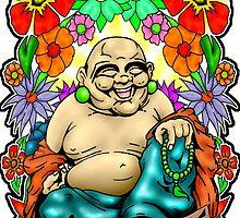 Budha by Paul Thomas