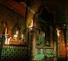 Ghat Structure by Aurobindo Saha