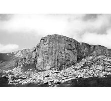 Peisaj din Bucegi  Photographic Print