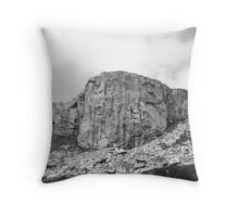 Peisaj din Bucegi  Throw Pillow