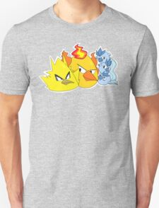 Legendangry Birds T-Shirt
