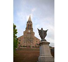 Church of Saint Remi Photographic Print