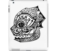 Lion's Head iPad Case/Skin