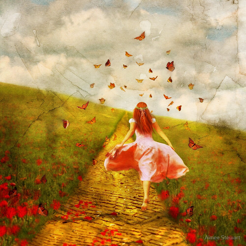 Her Yellow Brick Road by Aimee Stewart