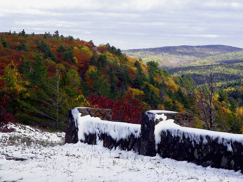 Autumn Snow by Karen Karl