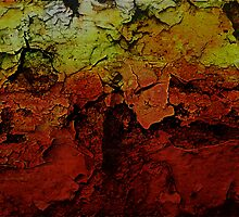 Beauty In The Cracks (2) by Jak Savage (aka Unbeknown)