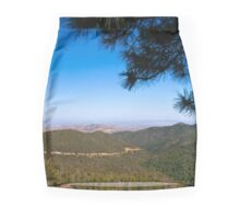 The Gila Wilderness in New Mexico Mini Skirt