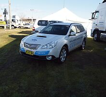 Subaru Outback 2.0D Boxer Diesel - BI87QG - NRMA MMC Support Vehicle by Joe Hupp