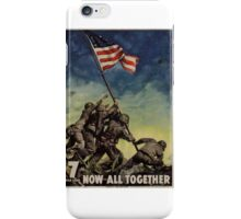 7th War Loan - Now All Together iPhone Case/Skin